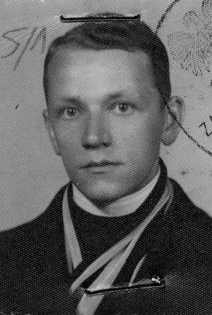 ks. Władysław Gurgacz. Fot. ze zbiorów IPN